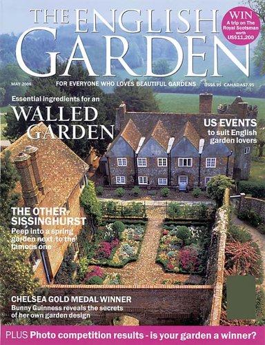 Home And Garden Zeitschrift the garden amazon com magazines