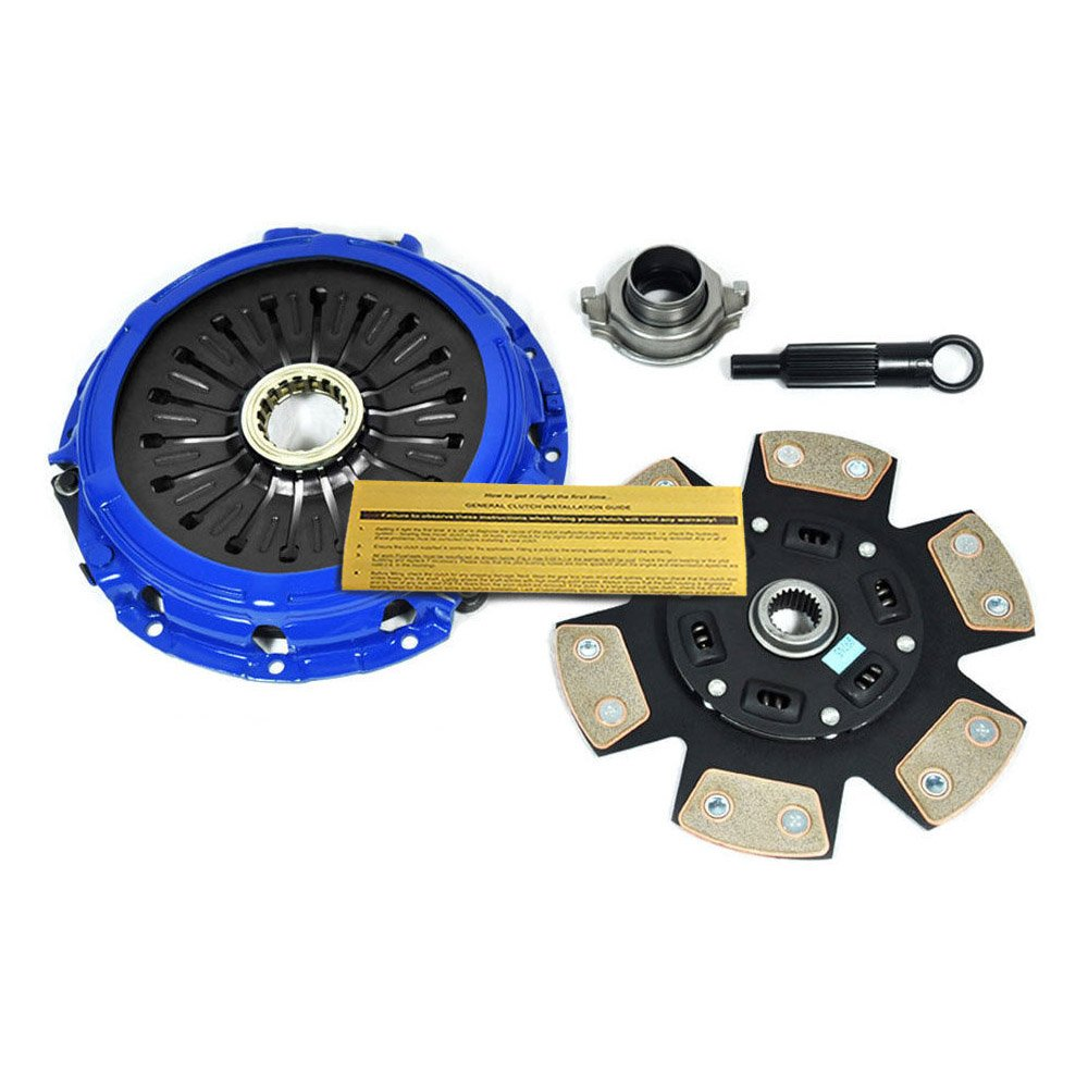 Amazon.com: EFT STAGE 3 CLUTCH KIT 2008-2015 MITSUBISHI LANCER EVOLUTION EVO 10 X GSR 4B11T: Automotive