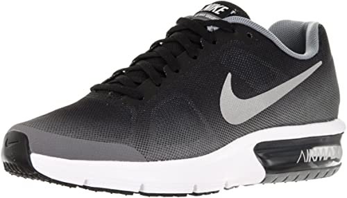 Nike Boy's Air Max Sequent (GS) Running Shoe