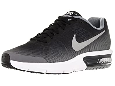 NIKE air Max Sequent (GS), Chaussures de Running Homme, Black (Noir