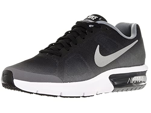 e2b622dc5b Nike Air Max Sequent (Gs), Boys' Running: Amazon.co.uk: Shoes & Bags