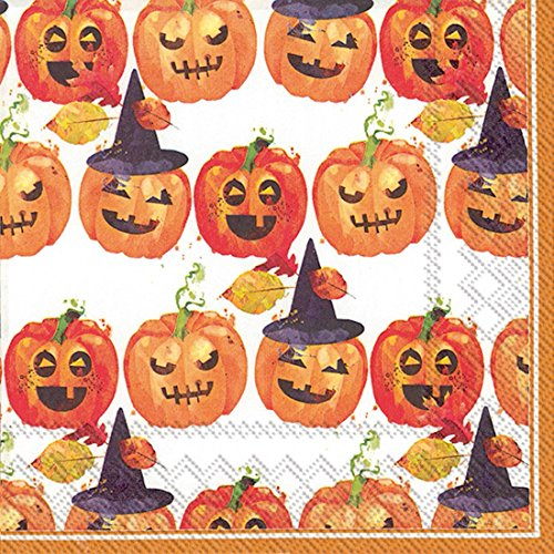 Ideal Home Range 20 Count Spooky Trio Paper