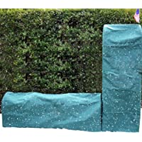 Kittywalk Outdoor Protective Cover for Curves (2) - Green