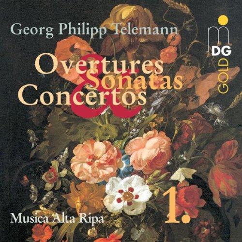 Overtures   Sonatas   Concertos