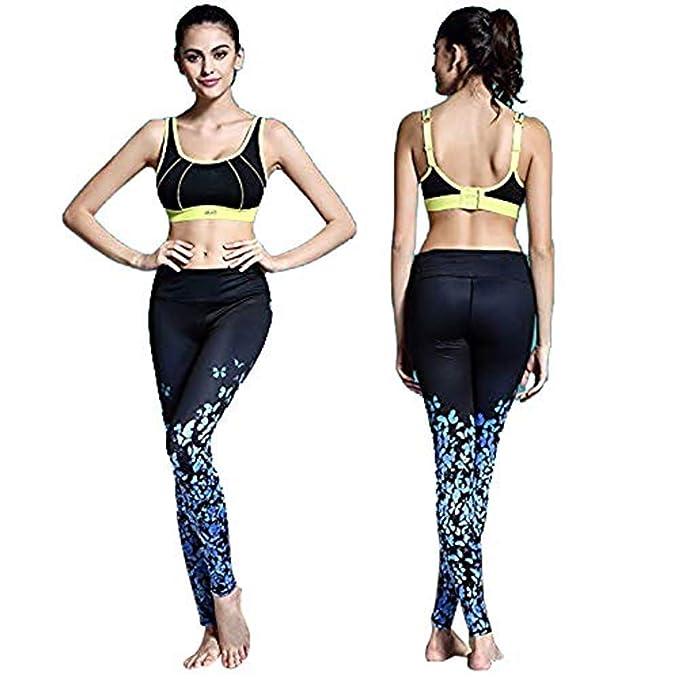 Amazon.com: Tinsley - Mallas de yoga para entrenamiento ...