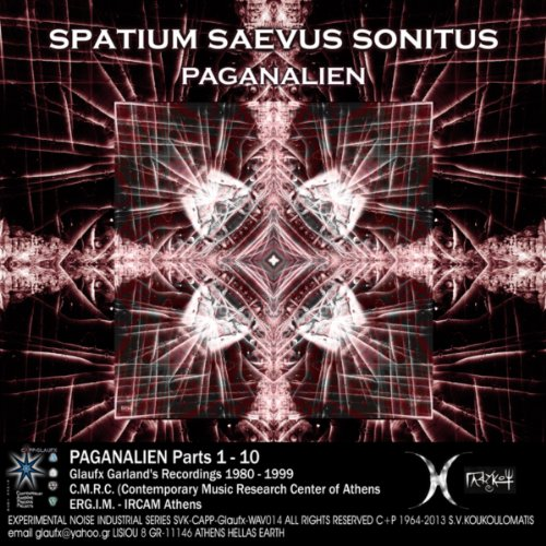 Spatium + Saevus + Sontitus Abolition -The Ritual Of The Black Sun Part II-