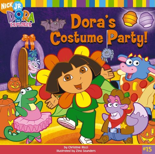 Dora's Costume Party! (Dora the Explorer) -