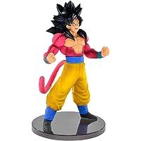 Figure, Bandai Banpresto, Dragon Ball Gt Blood of Saiyans Special IIi - Super Saiyan 4 Goku Ref. 34948/34949, Multicor