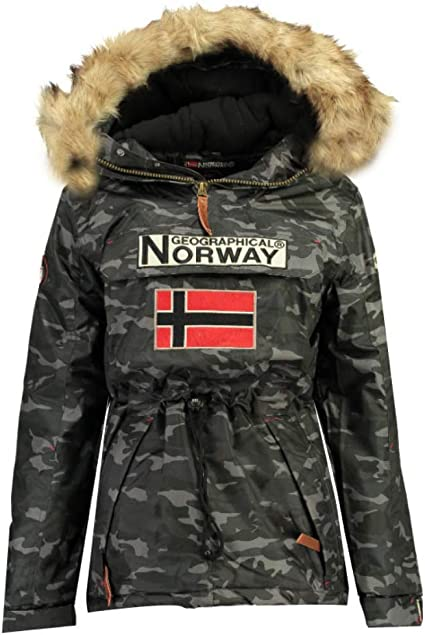 Geographical Geographical Norway Boomerang CamouflageHomme BlousonDoudoune Boomerang Norway BlousonDoudoune CamouflageHomme E29WDHIbeY