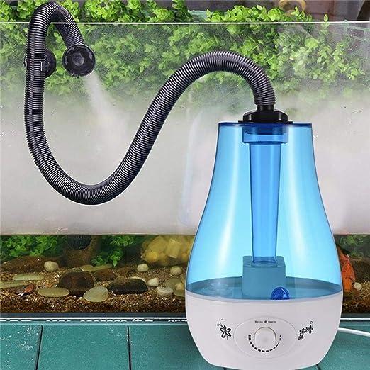 Atomizador Dispensador De Niebla De Agua Humidificador De Reptiles ...