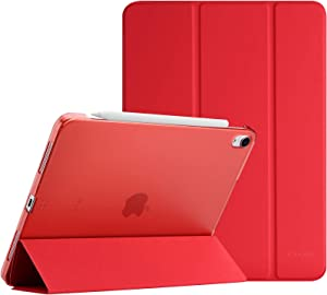 ProCase iPad Air 4 Case 10.9 Inch 2020 iPad Air 4th Generation Case A2316 A2324 A2325 A2072, Slim Stand Hard Back Shell Protective Smart Cover Cases for iPad Air 10.9
