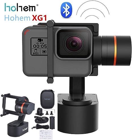 Hohem XG1 estabilizador de cardán portátil de 3 Ejes para Bicicleta GoPro Hero 7/6/5/4/3: Amazon.es: Electrónica