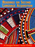 img - for Readings on Second Language Acquisition book / textbook / text book