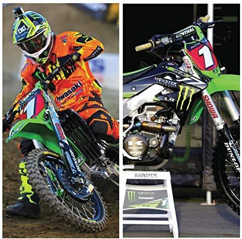 MOTO365 Ryan Villopoto Monster Energy Supercross Poster Two Pack Dirt Bike Motorcycle
