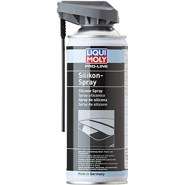 Liqui Moly 7389 - Spray de Silicona , 400 ml: Amazon.es: Coche y moto