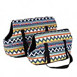 Pet Carrier Dog Backpack Cozy & Soft Puppy Cat Dog Bags...