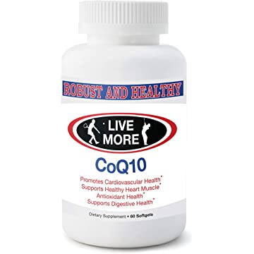best Pure CoQ10 Supplement reviews