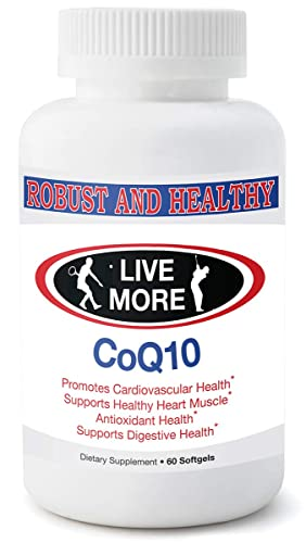 Pure CoQ10 Supplement