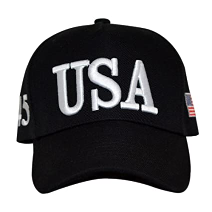 4c6c15a6782 E-dance USA 45th President Donald Trump Make America Great Again 2020 USA  Cap Adjustable
