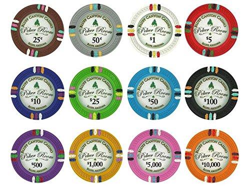 ブリーベリーCPBLサンプルブラフキャニオン13.5グラムポーカーチップサンプルパック - - B00OSJHTHG 12チップス 12チップス B00OSJHTHG, 色麻町:e78ca9f9 --- itxassou.fr