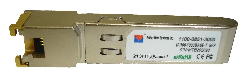 Psiber Data Systems GB-D01AN SFP Tester 10//100//1000BaseT RJ-45