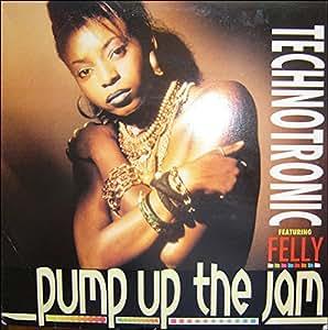 Technotronic Pump Up The Jam 12 Inch Vinyl Single