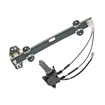 Mifeier Front Passenger Right Side Power Window Regulator With Motor Fit 1994-1997 Honda Accord 4-Door Sedan//5-Door Wagon 1pc