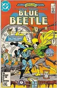 Amazon.com: Blue Beetle #10 (Legends): Len Wein, Chuck