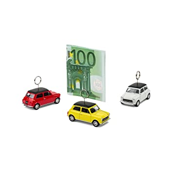 Mini Cooper Classic - titular de la tarjeta de ruedas de: Amazon.es: Hogar