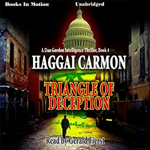 Triangle of Deception Audiobook
