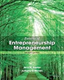 Patterns of Entrepreneurship Management by Kaplan, Jack M., Warren, Anthony C. [Wiley,2012] [Paperback] 4TH EDITION