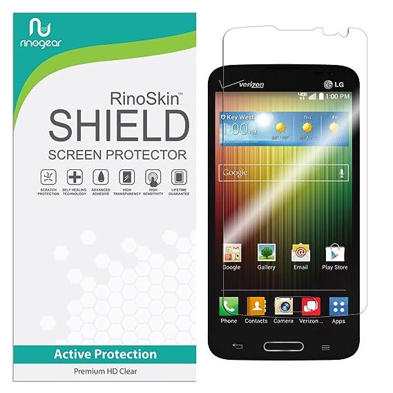 Crystal hard shell protector case cover for lg lucid 4g lg lucid.