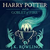 Harry Potter and the Goblet of Fire, Book 4 (audio edition)