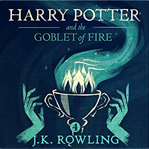 Harry Potter and the Goblet of Fire, Book 4 Hörbuch