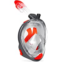 Ranersports 180 GoPro-Compatible Full-Face Snorkel Mask (Several Colors)