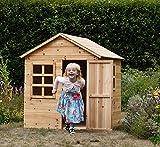 Outdoor Kids Evermeadow House Playhouse | Garden