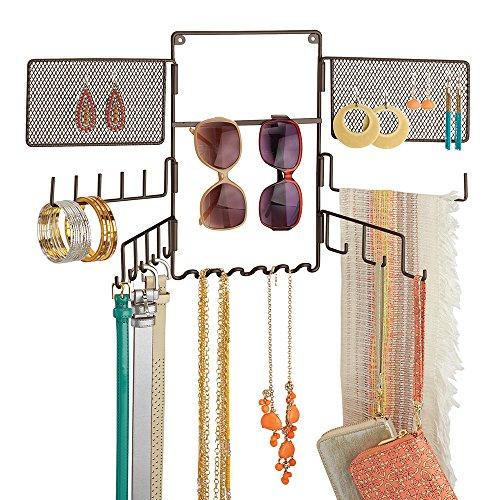 Accessories Organizer Earrings Bracelets Necklaces