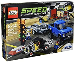 Lego Speed Champions Ford F-150 Raptor & Model A Hot Rod (75875)