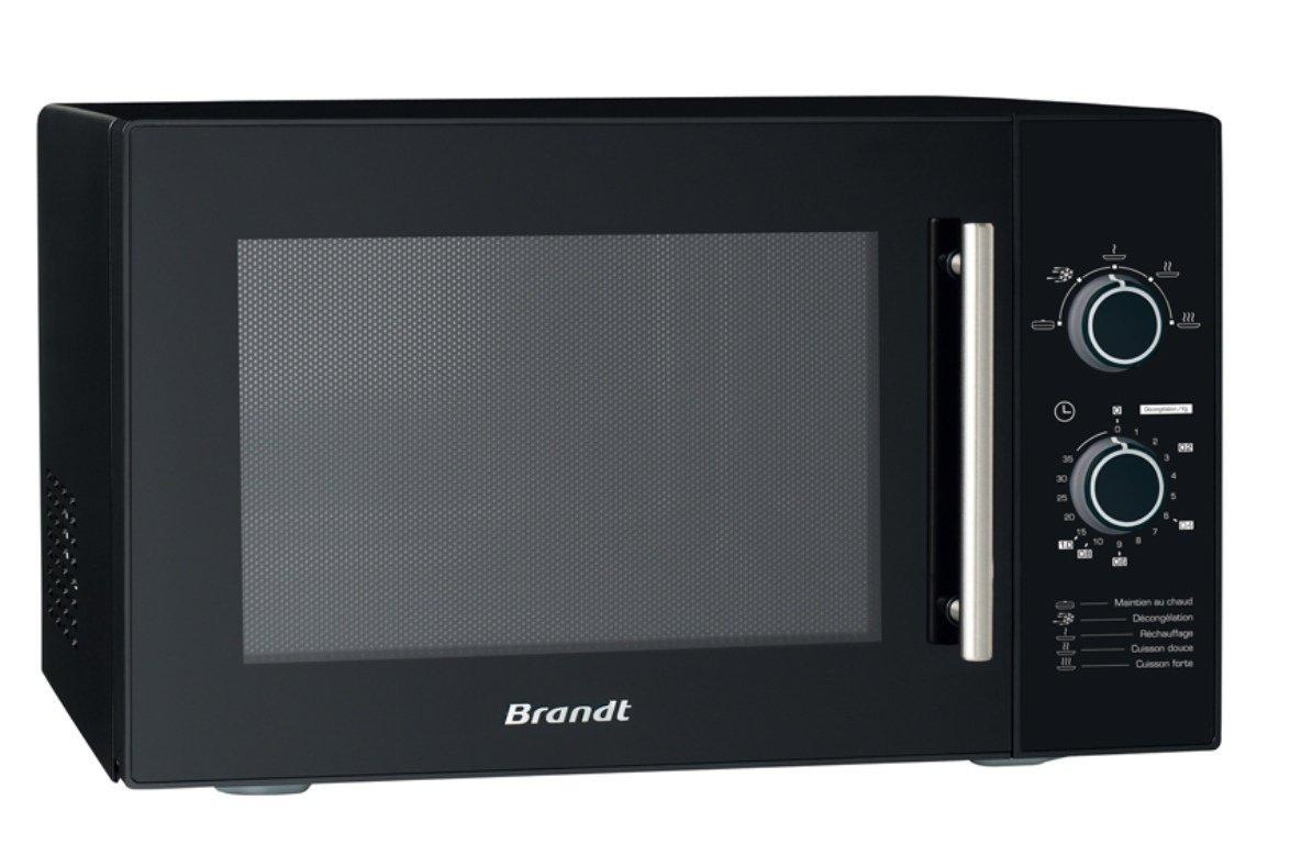 Brandt SM2602B Encimera 26L 900W Negro - Microondas ...