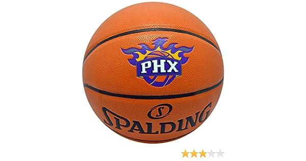 Spalding NBA Suns Baloncesto Equipo de Juego Bola Serie Edition ...