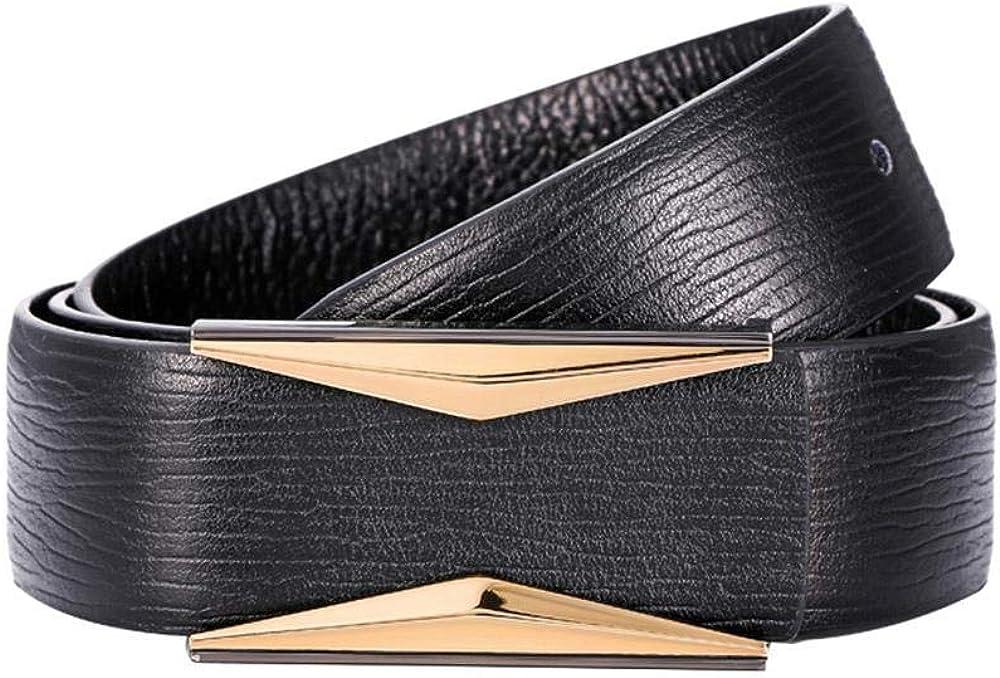 FSSSMSS Cadeaux d'affaires, cadeaux d'affaires en cuir, boutons lisses, personnalité simple Snake Black