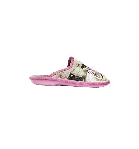 Zapatillas BioRelax - 4537 Grenoble Salmón - Rosa, 41: Amazon.es: Zapatos y complementos