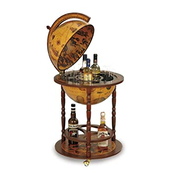 Phenomenal Zoffoli Drinks Cabinet Bar Globe Art 87 Amazon Co Uk Home Interior And Landscaping Eliaenasavecom