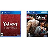 Yakuza Remastered Collection - PlayStation 4 & Yakuza 6: The Song of Life - PlayStation 4 Standard Edition