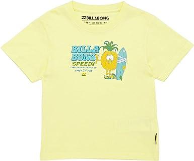 BILLABONG™ Boys Speedy T-Shirt N2SS22BIP9: Amazon.es: Ropa y accesorios