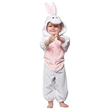 Traje de conejo Bunny. Hasta 85 cm de altura ...