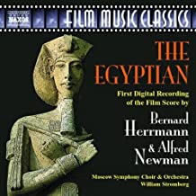 The Egyptian: First Digital Recording of the Film Score by Naxos Film Music Classics (2007-10-25)
