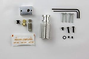 Genuine E3D V6 All-Metal HotEnd 1.75mm Universal w/ Bowden Full Kit 12V (V6-175-B)