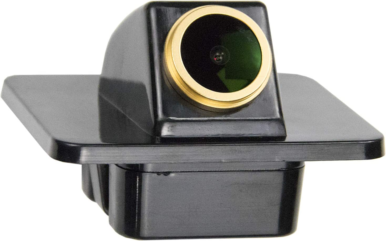 Reverse Hole Replacement Camera HD 1280x720p Rear Reversing Backup Camera Rearview License Plate Camera Night Vision Ip69k Waterproof for Kia Certao//Optima//K5 Hyundai i40 Sedan