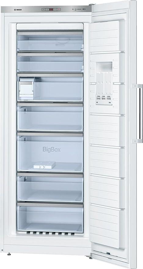 Bosch GSN54AW41 - Congelador (Vertical, Independiente, Color ...